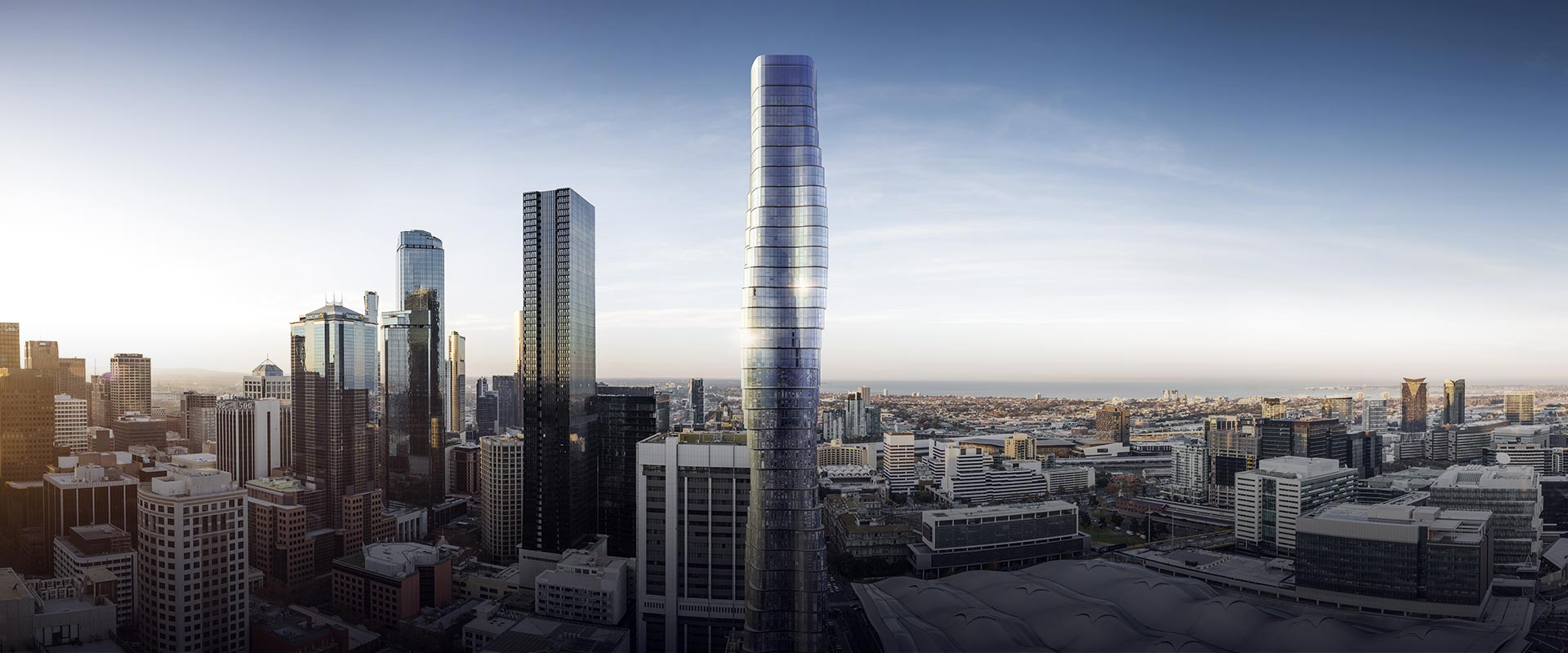 (English) Premier Tower, Melbourne